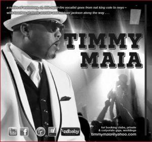 Timmy Maia Experience