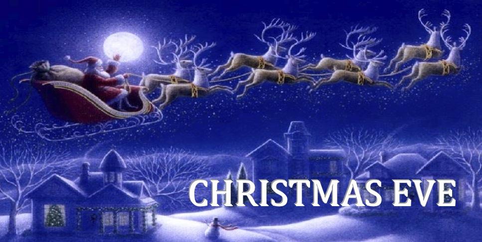 Christmas Eve.Christmas Eve Chowder Pot