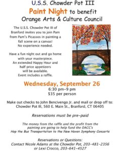Paint Night honoring OACC